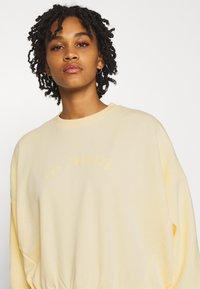 Gina Tricot - EVE  - Sweatshirt - yellow - 3