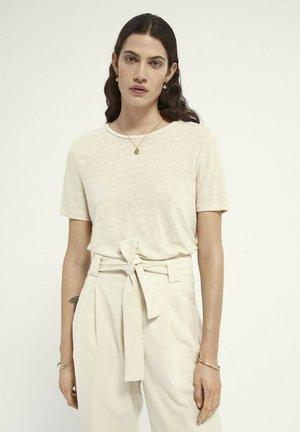 T-shirt basic - off white