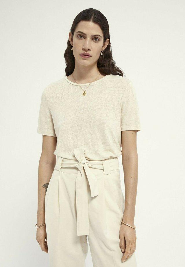 T-shirt - bas - off white