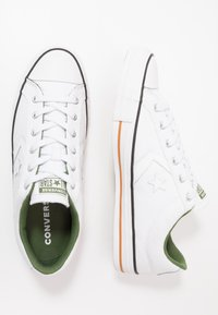 Converse - STAR PLAYER - Trainers - white/cypress green - 1