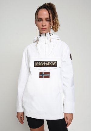 RAINFOREST SUMMER - Winter jacket - bright white