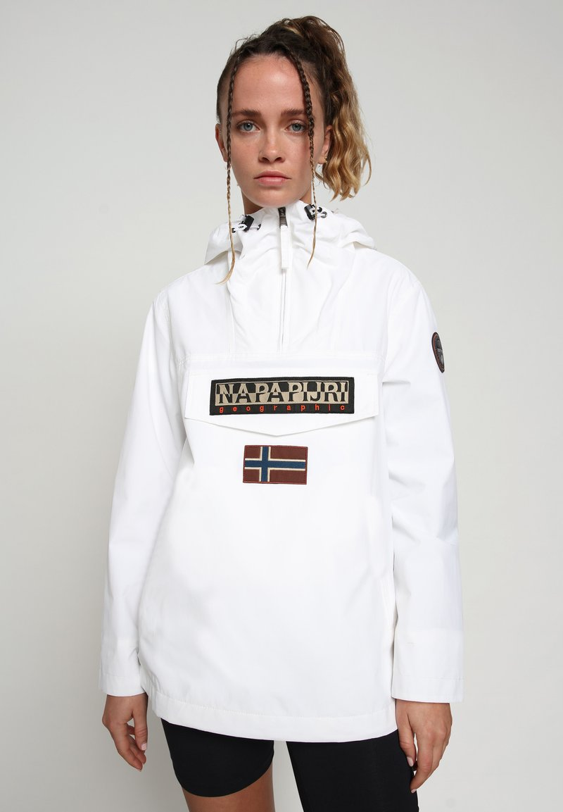 Napapijri - RAINFOREST SUMMER - Winter jacket - bright white