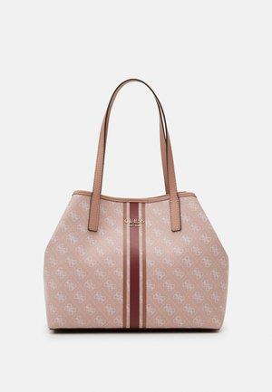 VIKKY TOTE - Håndtasker - rose