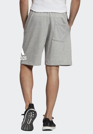 MUST HAVES BADGE OF SPORT SHORTS - Sports shorts - gray