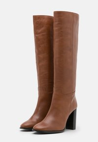 LAB - High heeled boots - volga - 2