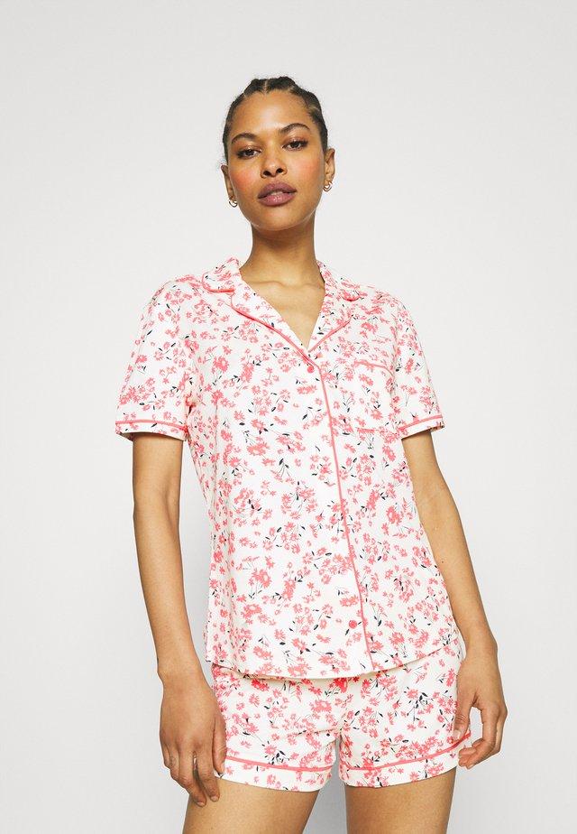 SHORTY - Pyjama set - ecru