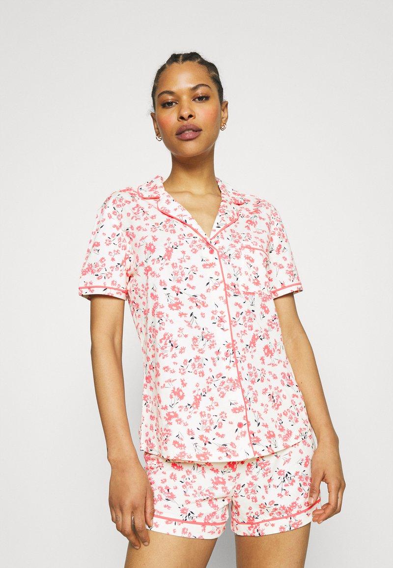 s.Oliver - SHORTY  - Pyjama set - ecru