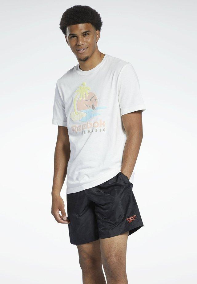 CLASSICS - T-shirt print - white