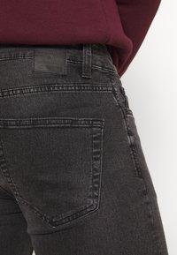 Only & Sons - ONSWARP - Slim fit jeans - grey denim - 4
