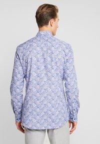 Eterna - SLIM FIT SEAS - Formal shirt - blue - 2
