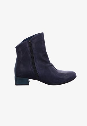 Ankle boots - blau
