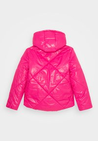 Benetton - BASIC GIRL - Talvitakki - pink