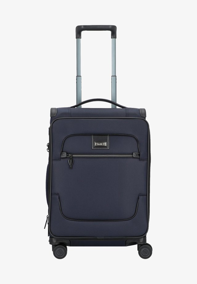 BAY - Wheeled suitcase - navyblue