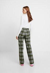 Hope - WALK TROUSER - Pantalones - green - 3