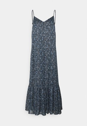 HAPPY HIPPIE SLIP DRESS - Robe d'été - chambray