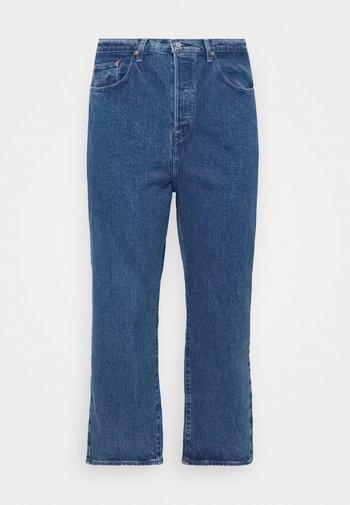 RIBCAGE STRAIGHT - Straight leg jeans - georgie