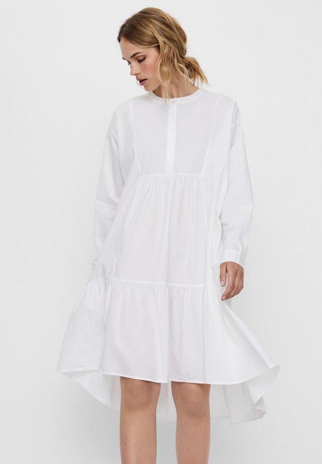 Vardagsklänning - bright white