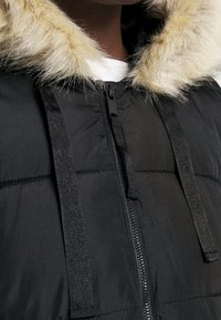 GAP - PUFFER - Winter coat - true black - 5