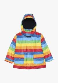 JoJo Maman Bébé - COSY WATERPROOF JACKET - Waterproof jacket - multi-coloured - 0
