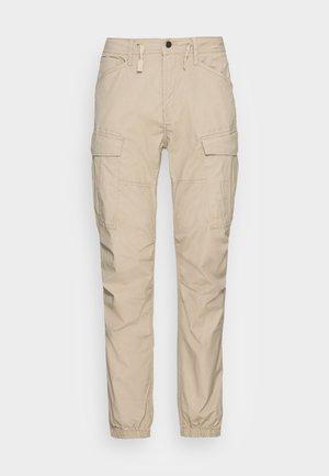 CONNER CARGO JOGGER - Pantaloni cargo - beige