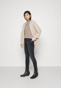 Marc O'Polo DENIM - TROUSERS - Jeans Skinny Fit - grey denim - 1