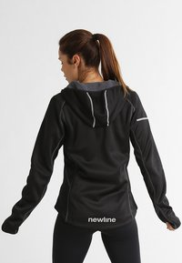 Newline - BASE WARM UP - Sports jacket - black - 2