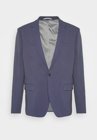 Suit jacket - mid blue