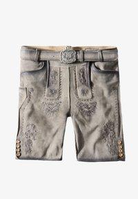 Stockerpoint - Leather trousers - rauch geäscht - 7