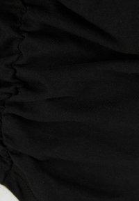 Bershka - Linne - black - 5