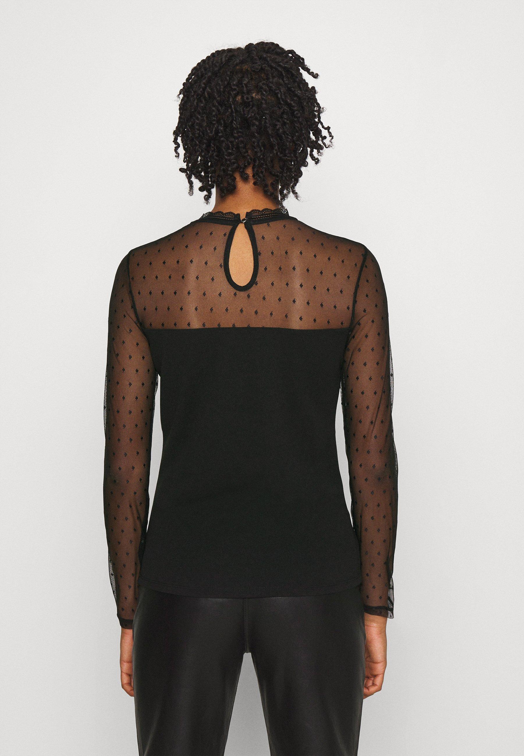 Women TAPLU - Long sleeved top
