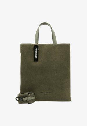 PAPER BAG M - Shopping Bag - tea leaf/green