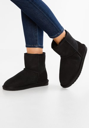 STINGER MINI - Classic ankle boots - black