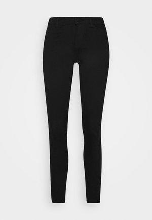 NMEVE - Jeans Skinny Fit - black denim