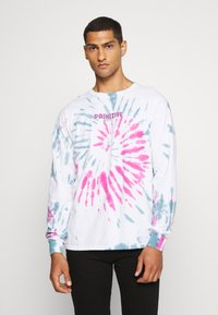 Primitive - STARWATCHER WASHED TEE - Long sleeved top - white - 2