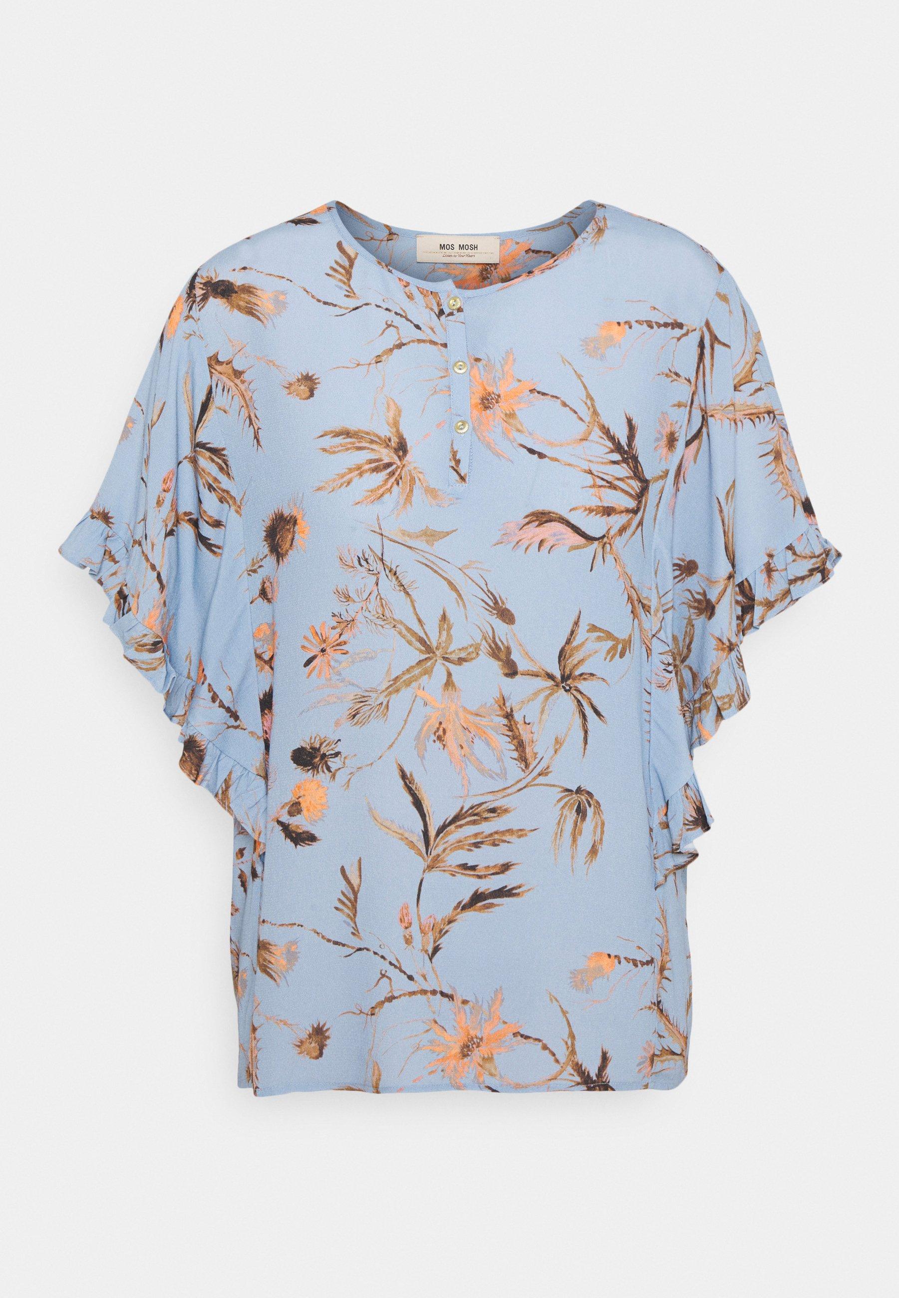 Women TARA THISTLE BLOUSE - Print T-shirt