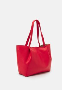 Patrizia Pepe - BORSA BAG SET - Handtas - lipstick red - 1