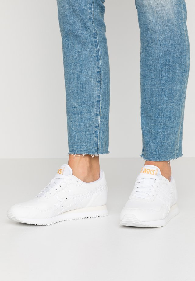 TIGER RUNNER - Trainers - white