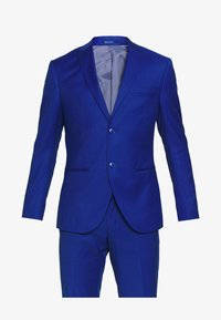 Isaac Dewhirst - POP SUIT - Garnitur - royal blue - 7