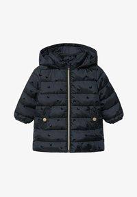 Mango - ANORAK - Winter coat - dark navy - 0