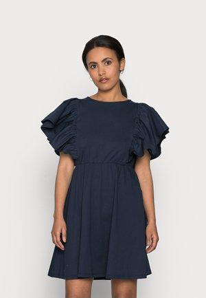 OBJELLA  DRESS  - Sukienka letnia - sky captain