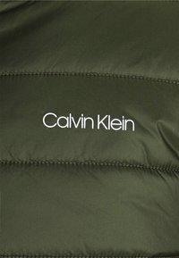 Calvin Klein - Zimní bunda - dark olive - 2