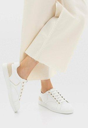 MIT ABSATZDETAIL  - Sneaker low - white