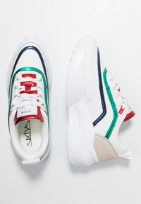 Sixtyseven - Trainers - white/blue/green - 3