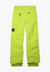 O'Neill - ANVIL PANTS - Snow pants - lime punch - 3