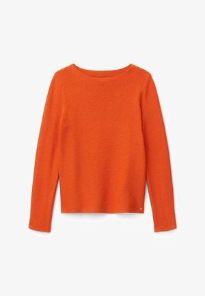 Jumper - pumpkin orange