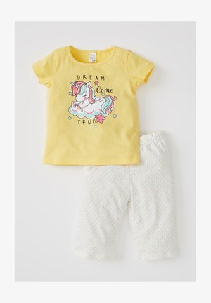 Pyjamas - yellow