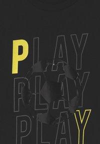 OVS - SET - Print T-shirt - black beauty - 3