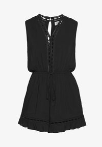 EXCLUSIVE PLAYSUIT - Overal - black