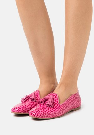Loafers - fianchi/pink