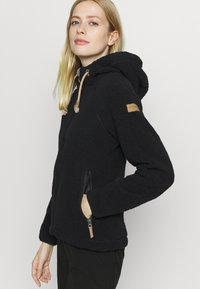Icepeak - VIAREGGIO - Fleece jacket - black - 5